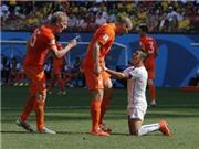 VIDEO: Đẳng cấp vượt trội, Hà Lan bắn hạ Chile 2-0