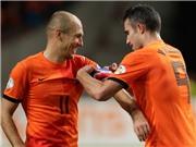 Robben và Van Persie sẽ giúp Hà Lan vô địch?