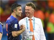 Sau 221 trận đấu, đội tuyển Hà Lan mới thiếu chữ 'Van' trong tên cầu thủ