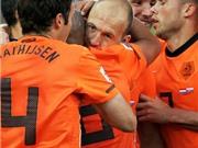 Ấn tượng World Cup: Đội tuyển Hà Lan