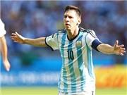 Quyền lực tuyệt đối của Messi