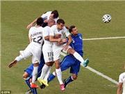 VIDEO Italy 0-1 Uruguay: Diego Godin 'tiễn' Italy về nước sớm