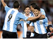 Argentina – Nigeria: Bao giờ xòe 'tứ quý'?