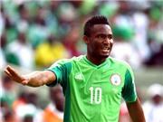 Rubik bóng đá: Sứ mệnh của Nigeria