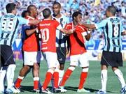 Thứ bóng đá không chất samba của người Brazil
