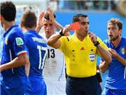 Italy 0-1 Uruguay: Italy và 'nghệ thuật hắc ám' đã về nước!