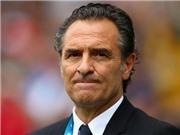 Cesare Prandelli từ chức HLV đội tuyển Italy