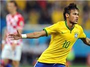 Neymar chỉ vĩ đại kém Pele và Garrincha