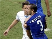 Góc Marcotti: Suarez trong một cơn bão cắn