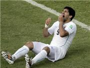 FIFA xác nhận sẽ điều tra vụ Suarez cắn Chiellini