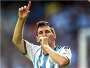 Bảng F: Messi giúp Argentina thắng tuyệt đối. Nigeria thua vẫn giành vé vào vòng 1/8