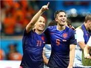 World Cup 2014: Châu Âu chẳng có tiền đạo nào hay ho