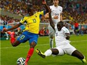 Bên lề World Cup: Đội tuyển Pháp - Ecuador