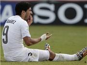 NÓNG: FIFA treo giò Luis Suarez 9 trận và cấm hoạt động bóng đá 4 tháng