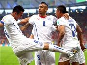 Người Brazil sợ Chile 'chết khiếp'