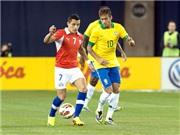 Đội tuyển Brazil: Khi Scolari dè chừng Chile