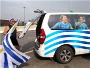 'Hãy nhớ rằng Uruguay còn có Diego Forlan!'