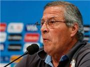 Phản đối án phạt dành cho Suarez, HLV tuyển Uruguay rời vị trí trong FIFA
