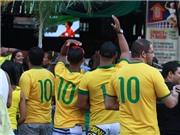 World Cup trên từng cây số: Tìm vàng Neymar trên mảnh đất của những giấc mơ
