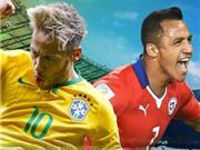 Bên lề World Cup: Trước trận đấu Brazil - Chile