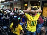 Ghi nhanh từ 'tâm bão': Belo Horizonte bùng nổ trong chiến thắng màu vàng-xanh