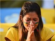 Đạn lạc khiến 1 nữ cổ động viên Colombia thiệt mạng