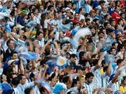 Argentina sẽ có 'cầu thủ thứ 12' trong trận gặp Thụy Sỹ