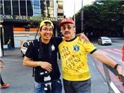 NHẬT kí hành trình: 'Đứng tim' với các vũ công Samba
