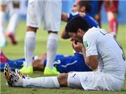 Người Uruguay không thể trách Suarez dù đội nhà bị loại