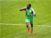Ahmed Musa: 'Đại bàng xanh' sẵn sàng tung cánh