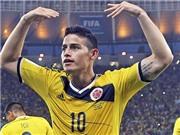 Cả thế giới đang yêu James Rodriguez
