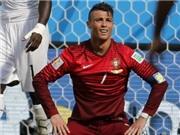 Thống kê World Cup: Chân sút tệ nhất là Ronaldo