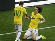 Trận Brazil-Chile lập kỷ lục Twitter