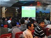 'Bình luận' tại những quán cà phê ở Ninh Bình