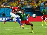 SỐC: 7 cầu thủ Cameroon bị tình nghi dàn xếp tỷ số ở World Cup