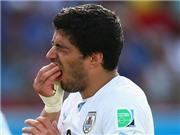 Suarez vẫn từ chối việc cố tình cắn Chiellini