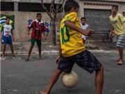 Bên lề World Cup: Đặc sản truyền thống Brazil 'Bóng đá đường phố'