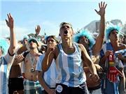 'Càng khiêu khích, Argentina càng tự nhận mình kém'