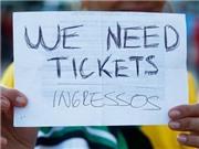 Brazil điều tra nghi án buôn lậu vé xem World Cup