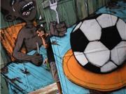 Bên lề World Cup: Trò chuyện với tác giả bức vẽ nổi tiếng về World Cup