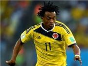 Juan Cuadrado: 'Chiếc Vespa' thần tượng Ronaldinho và giấc mơ về Barca