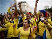 World Cup 2014: Bóng đá đang làm thay đổi Colombia