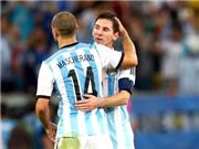 Argentina - Bỉ: Sự 'xấu xí' đáng sợ!