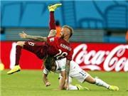 Tóc 'dị' thành mốt ở World Cup