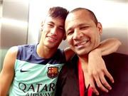 Bố Neymar dính líu đến phe vé?