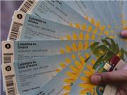 Con trai Phó chủ tịch FIFA bị bắt vì tuồn vé World Cup ra 'chợ đen'