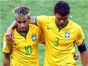 Brazil thắng, nhưng mất Neymar và Thiago Silva: Vị đắng của một chiến thắng
