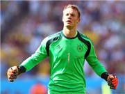 Manuel Neuer: Chốt chặn cuối cùng