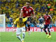 FIFA điều tra vụ Neymar chấn thương, Zuniga nguy cơ lĩnh án phạt