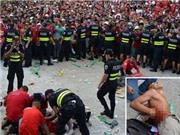 3 CĐV Costa Rica bị đâm trọng thương sau trận thua Hà Lan